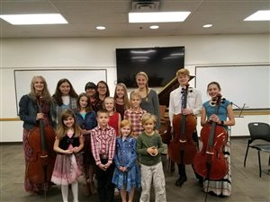 Fall Recital 2018 Sandy Library